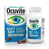 Ocuvite Eye Vitamin & Mineral Supplement, Contains