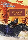 Le ranch des mustangs, Tome 2 : Cheval de feu par Siamon