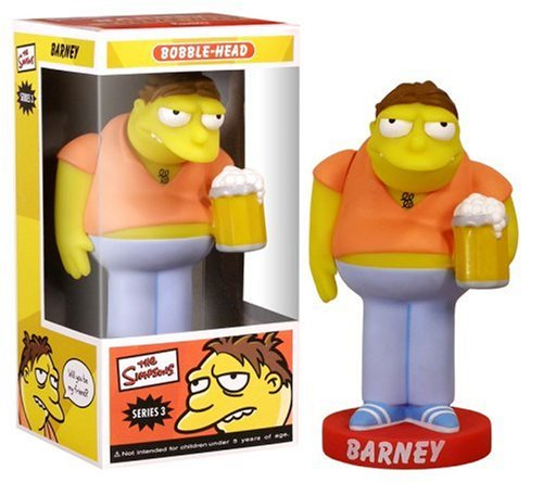 Barney Wacky Wobbler