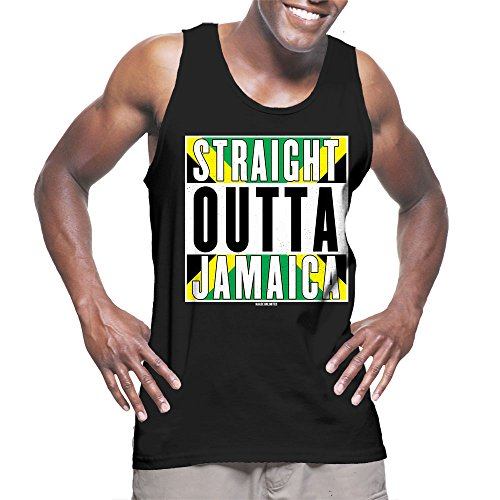 Mens Straight Outta Jamaica Jamaican