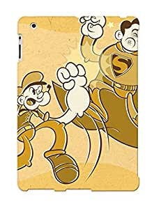 New Premium Flip Case Cover Selection Of Hi Lively And Playful Tribute To Pop Culture Below Skin Case For Ipad 2/3/4