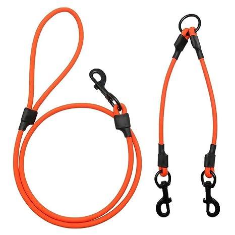 Doble Correa For Perro Producto For Mascotas PVC Perros Doble ...