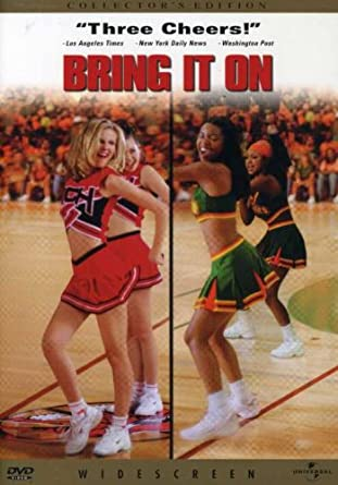 Amazon.com: Bring It On (Widescreen Collector's Edition): Kirsten Dunst,  Gabrielle Union, Jesse Bradford, Clare Kramer, Nicole Bilderback, Peyton  Reed, Marc Abraham, Thomas A. Bliss, Jessica Bendinger: Movies & TV