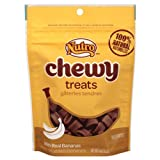 Nutro Chewy Dog Treats, Banana, 4 Oz. (Discontinued By Manufacturer)