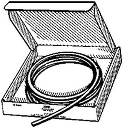Vacuum /& Windshield Washer Tubing 50Ft Clipsandfasteners Inc 5//32 I.D