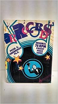 Ebook Descargar Libros Gratis Dr.records' Original 78 Rpm Pocket Price Guide Libro Epub