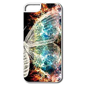 2014 Night Sky Insect Design Case Cover For Apple IPhone 5 5s Custom Make Love IPhone 5 Case