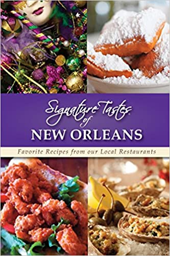 Signature Tastes of New Orleans