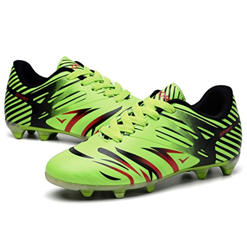 Soccer Soccer Training Outdoor Men Spike Boy's Professional Shoes Shoes HUAN Lovers Football Teenagers Unisex Shoes Lawn A Boots ZwIxSqn5F