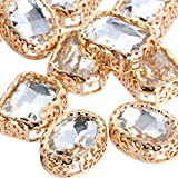 Diamond Sewing Clear Sew Rhinestones for