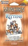 Munchkin Kittens Card Game