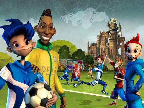 Academia de Campeones de Fútbol - Nintendo Wii