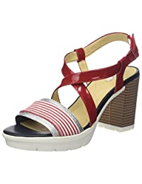 Geox Women's D GINTARE Fashion Sandals