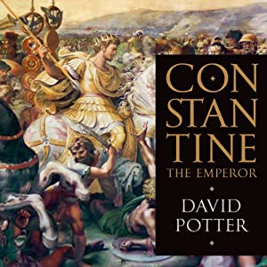 Constantine the Emperor Audiobook