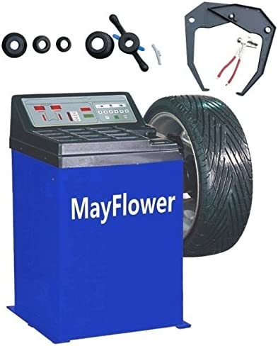 Mayflower-1.5HP semi-automatic tire changer