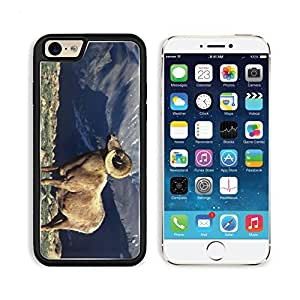 Horn Ram Apple Beautiful Animals Photo Apple iPhone 6 TPU Snap Cover Premium Aluminium Design Back Plate Case Customized Made to Order Support Ready Liil iPhone_6 Professional Case Touch Accessories Graphic Covers Designed Model Sleeve HD Template Wallpap