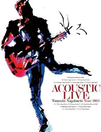 長渕剛 ACOUSTIC LIVE 2013「Thank You!」(Blu-ray)