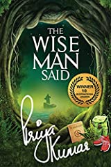 The Wise Man Said Paperback