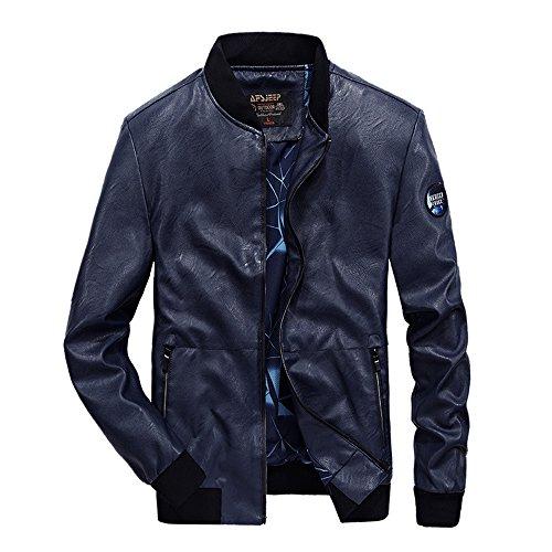 Leathe Jacket - 4