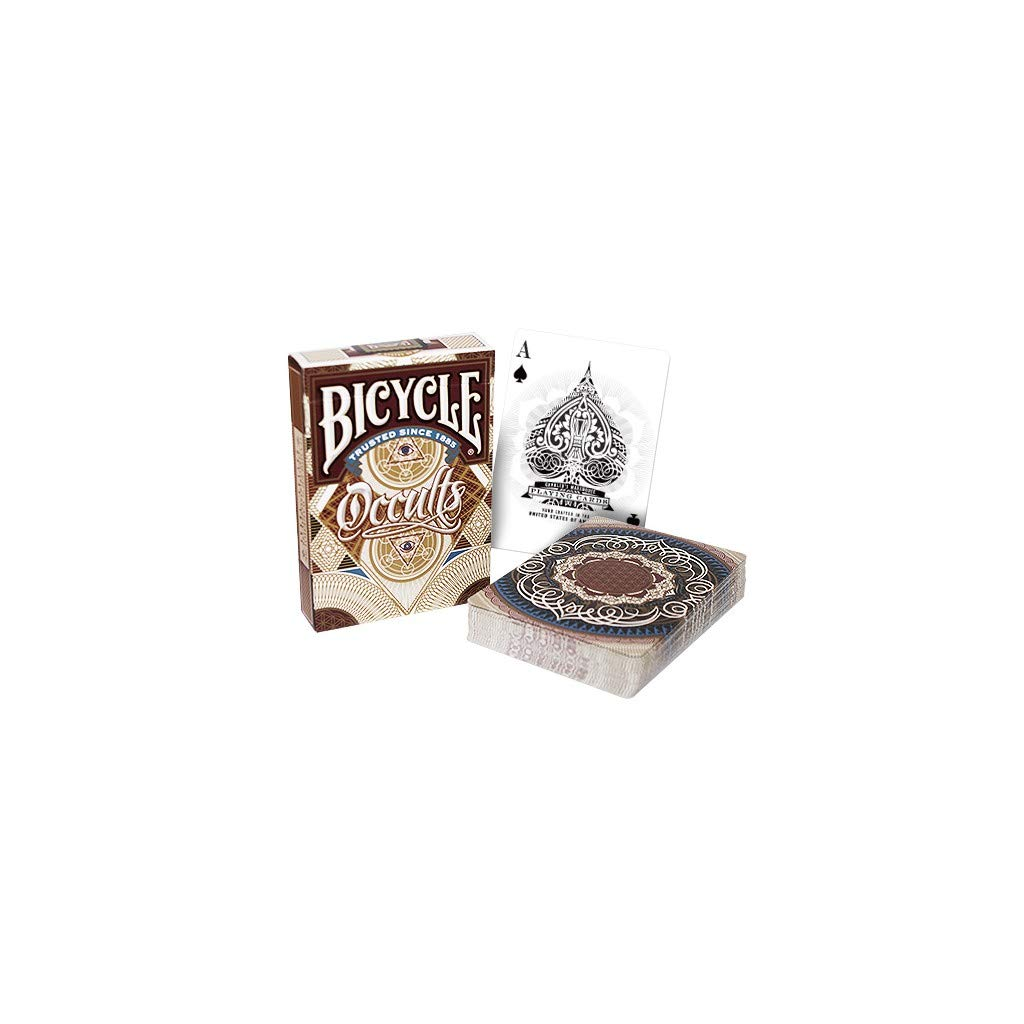 Baraja Bicycle Occults US Playing Card Co