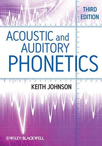 Acoustic+Auditory Phonetics