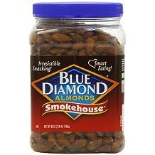 Blue Diamond Almonds Blue Diamond Smokehouse Almonds 38Oz Tub