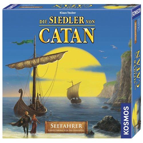 Colonos-del-Catan-Marineros-Juego-de-mesa-de-estrategia-para-3-4-jugadores-Kosmos-6940120-versin-en-alemn