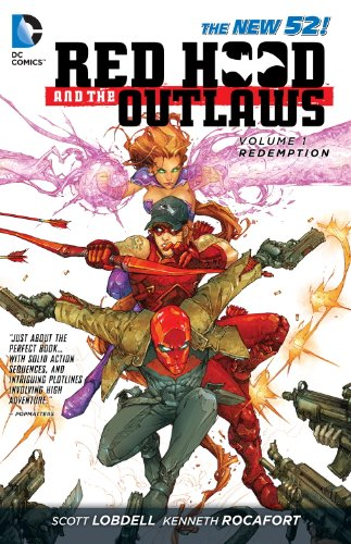 new 52 red hood and the outlaws - 1