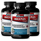 Enhancement pills male - MACA PLUS COMPLEX - NATURAL MALE ENHANCEMENT - Maca with ginseng - 3 Bottles 180 Tablets - 51wPKMrZbNL - Enhancement pills male – MACA PLUS COMPLEX – NATURAL MALE ENHANCEMENT – Maca with ginseng – 3 Bottles 180 Tablets
