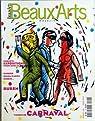 BEAUX ARTS [No 190] du 01/03/2000 - EXPOSITIONS POUR QUOI FAIRE - BARBIER - BELHAJ KACEM - RUSKIM - BUREN - VISIONS DE CARNAVAL par Beaux Arts Magazine