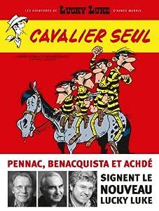 """Afficher """"Les Aventures de Lucky Luke d'après Morris n° 5 Cavalier seul"""""""