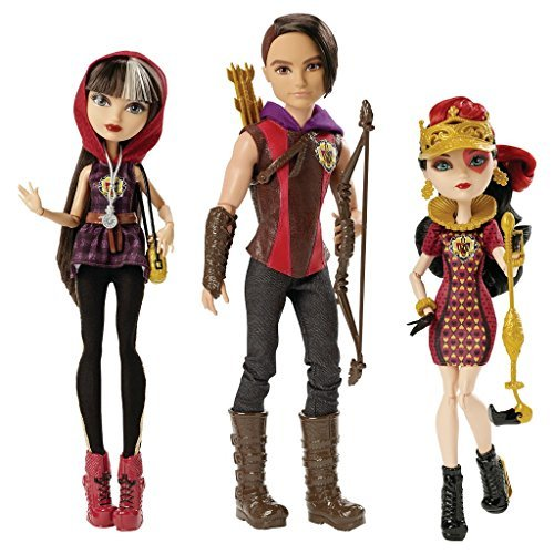Ever After High Tricastleon Doll 3-Pack -