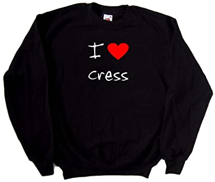 I Love Heart Cress T-Shirt