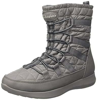 Amazon.com   Skechers Women's Boulder Snow Boot   Snow Boots