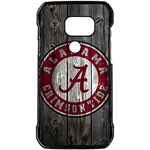 Galaxy S7 Active Case,Ukiyya Southeastern Conference Sec Football Alabama Crimson Tide 14 Premium Design Heavy Duty Defender Dual Layer Protector Sales