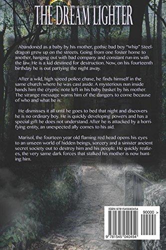 The Dream Lighter: R A  Darkwell: 9781545040454: Amazon com: Books