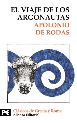 Descargar Libro El Viaje De Los Argonautas De Apolonio Apolonio De Rodas