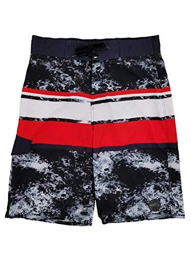 Matix Boys Smokey Black Surf Shorts Swim Trunks Board Shorts Large 14/16 ()