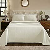 Superior 100% Cotton Medallion Bedspread with