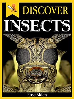 Discover Insects - Fun Facts For Kids by [Alden, Rose]