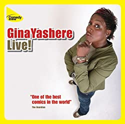 Gina Yashere Live at the Hackney Empire