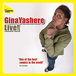 Gina Yashere Live at the Hackney Empire Performance