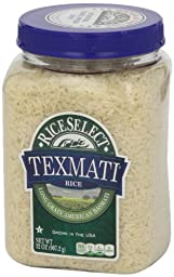 RiceSelect Texmati Long Grain American Basmati White Rice - 32 oz