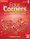 Four Corners Level 2 Full Contact with Self-study CD-ROM: Four Corners Level 2 Student's Book with Self-study CD-ROM