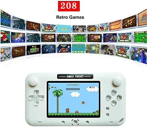WFGZQ Consola De Juegos Retro, Consola De Juegos Portátil De ...