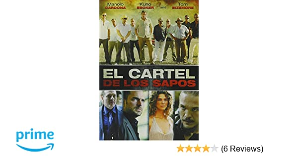 Amazon.com: El Cartel De Los Sapos: Tom Sizemore, Manolo ...