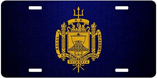 Usna license plate