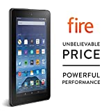 "Fire Tablet, 7"" Display, Wi-Fi, 8 GB (Black) - Includes Special Offers Bild 1"