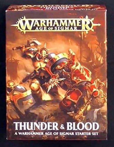 warhammer age of sigmar thunder & blood caja de inicio: Amazon.es: Juguetes y juegos