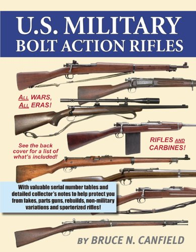 U.S. Military Bolt Action Rifles